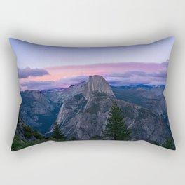 Yosemite National Park at Sunset Rectangular Pillow