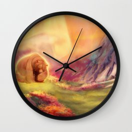 I Love You, Koda Wall Clock