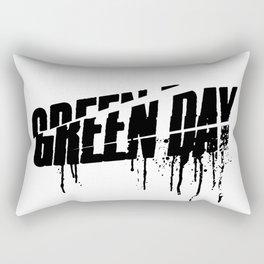 ROCK ART #band logo #Gday Rectangular Pillow