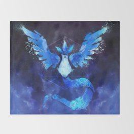 Mystical Avian Throw Blanket