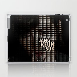 JKS and Eels Laptop & iPad Skin