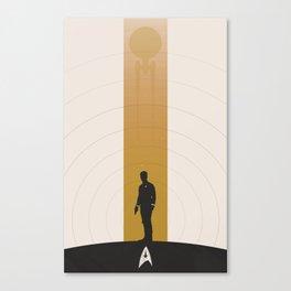 Kirk (Alternate Universe)  Canvas Print