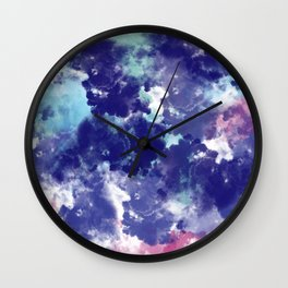 Abstract VIII Wall Clock