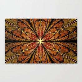 Flower Charm Canvas Print