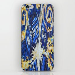 Dr Who iPhone Skin