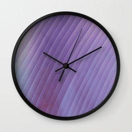 Thistle Wall Clock