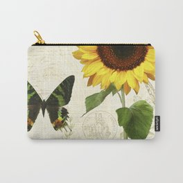 Natural History Sketchbook III Carry-All Pouch