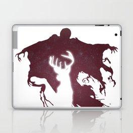 DEMENTOR AND DEER Laptop & iPad Skin