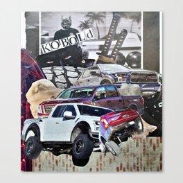 Kobold Canvas Print