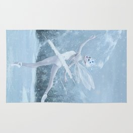 Snow Dancer Rug