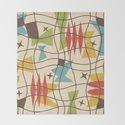 Mid Century Modern Abstract Pattern 571 by tonymagner