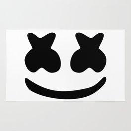 Marshmello Face Rug