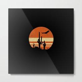 Sergio Leone Metal Print
