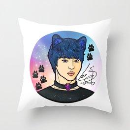 [VIXX] Catboy Leo Throw Pillow