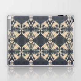 Circle Shibori Laptop & iPad Skin