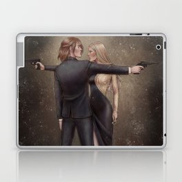 All That Glitters Is Not Gold Laptop & iPad Skin