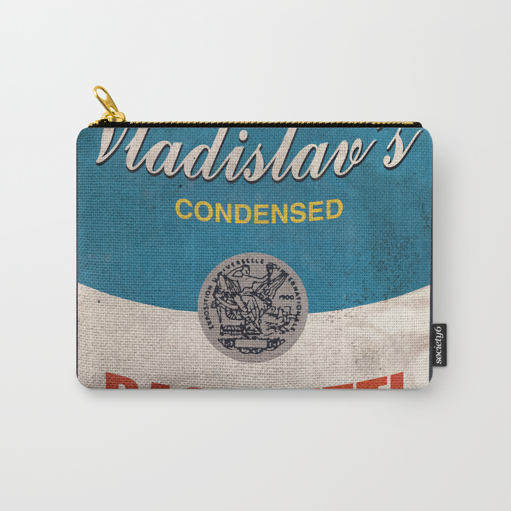 What We Do In The Shadows: Do You Like Basghetti? Carry-all Pouch by Madaramason CAP3406757