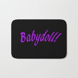 Babydoll Bath Mat