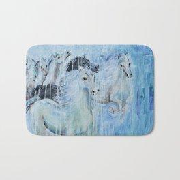 Spirit Horses Bath Mat