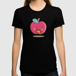 Unhealthy food T-shirt
