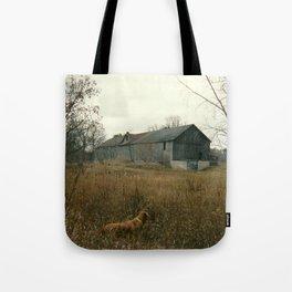 Autumn at The Farm Tote Bag