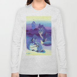 Fox Trott at the Pavilion Long Sleeve T-shirt