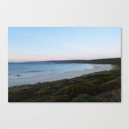 A cooler summer Canvas Print