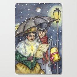 Christmas Eve Cutting Board