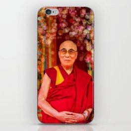 Love Dalai Lama iPhone Skin