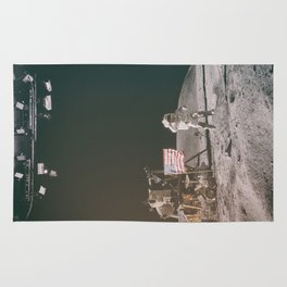 Moon Landing - Stanley Kubrick outtakes Rug