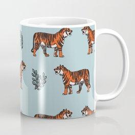 Tiger pattern parade Coffee Mug