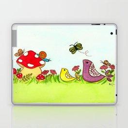 Florida Summer Landscape Laptop & iPad Skin