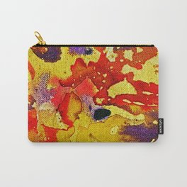 Polychromoptic #3 by Michael Moffa Carry-All Pouch
