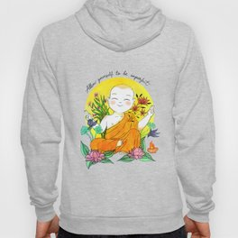 The Buddhist Monk Hoodie