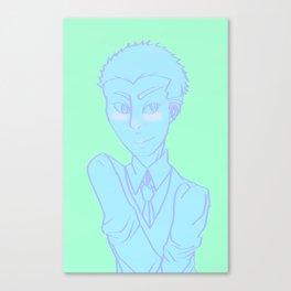 Fuyuhiko Kuzuryuu SDR2 Canvas Print