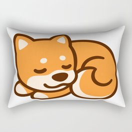 Shiba Inu Rectangular Pillow