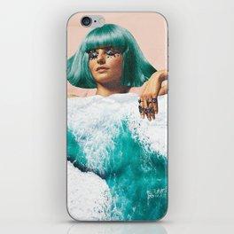 Waterbed iPhone Skin