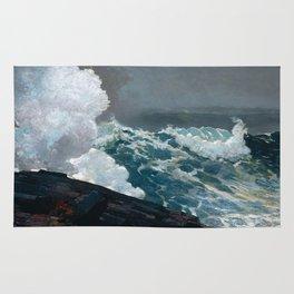 Northeaster - Winslow Homer Rug