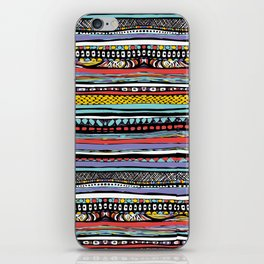 patterns of color iPhone Skin