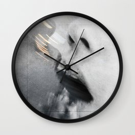 Narcissism Wall Clock
