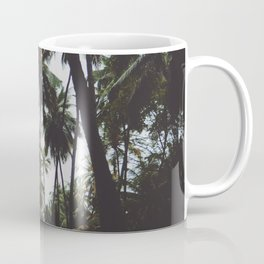 FOREST - PALM - TREES - NATURE - LANDSCAPE - PHOTOGRAPHY Coffee Mug