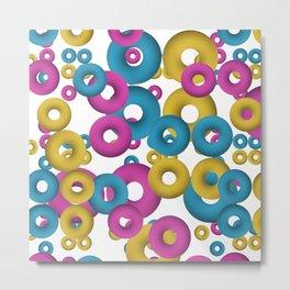minimalist Fruity loops! Metal Print