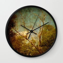 Sing no sad songs for me Wall Clock