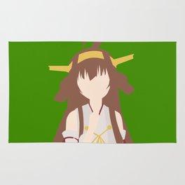 Kongou (Kantai Collection) Rug