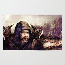 il cacciatore di draghi Rug