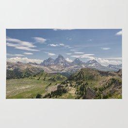 Different View of the Tetons / Teton Valley, Idaho Rug