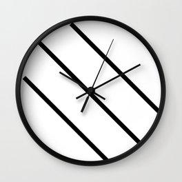 Fast Ride Wall Clock
