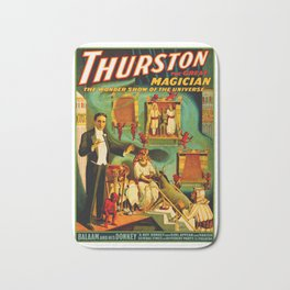 Thurston The Great Magician - Egypt Bath Mat