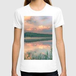 Misty Sunrise T-shirt