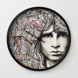 Cerebral freedom (Ode to JDM) Wall Clock